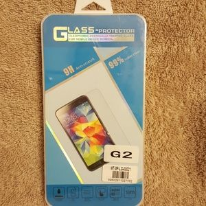 LG G2 glass screen protector